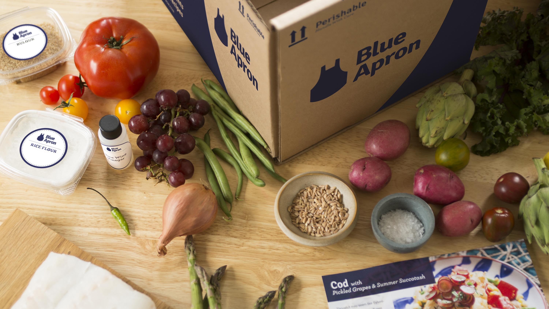 Blue apron unhealthy - Blue Apron