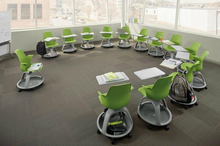 Innovative Classroom Arrangements ~ Fractals top classroom design elements to boost