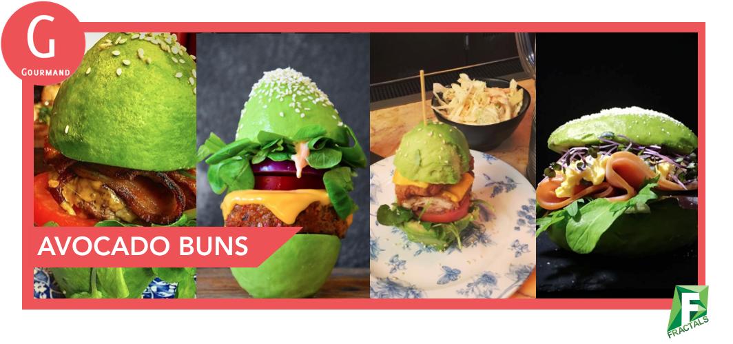 Fractals | Top 5 Avocado Trends on Instagram